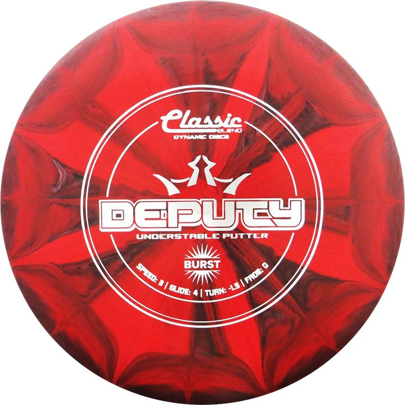 Classic Burst Deputy Blend