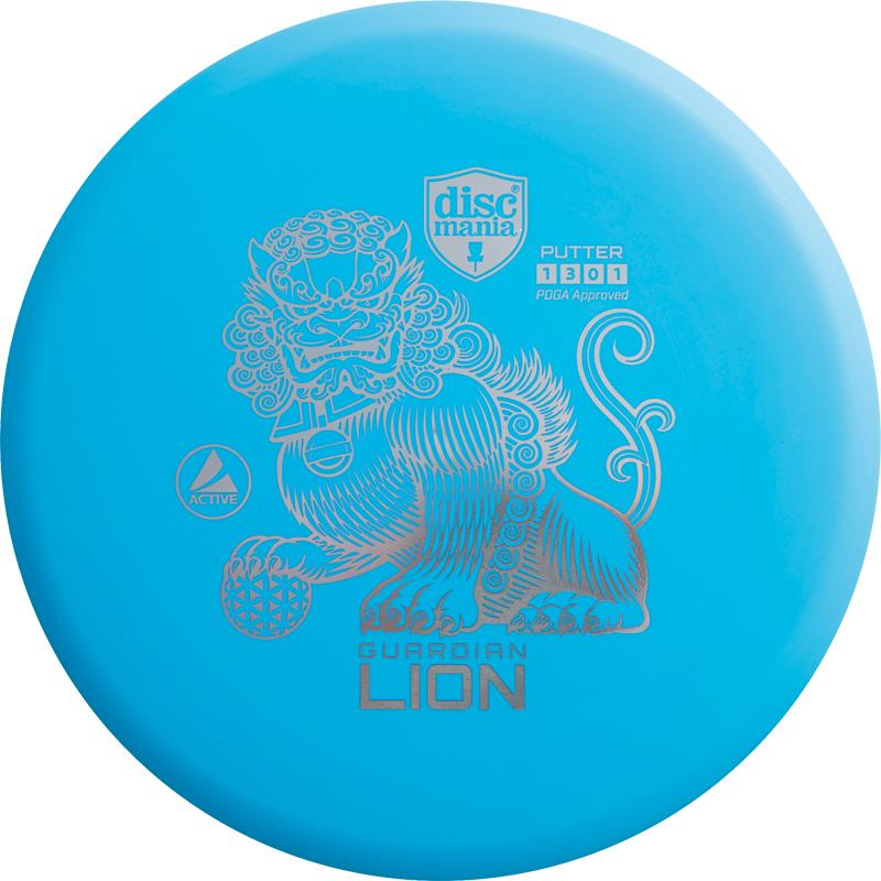 Active Guardian Lion