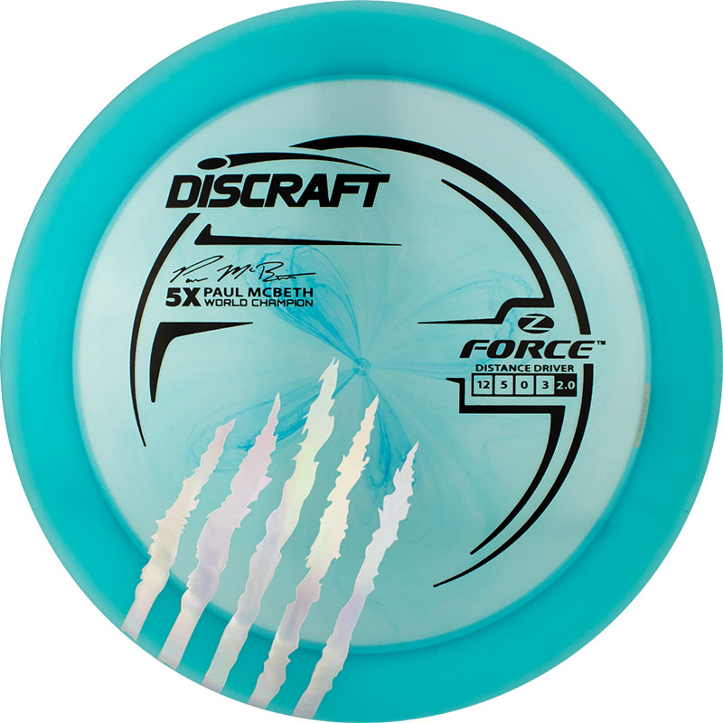 5X Paul McBeth Z Force