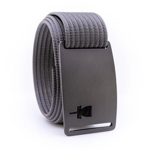 Ace gunmetal belt