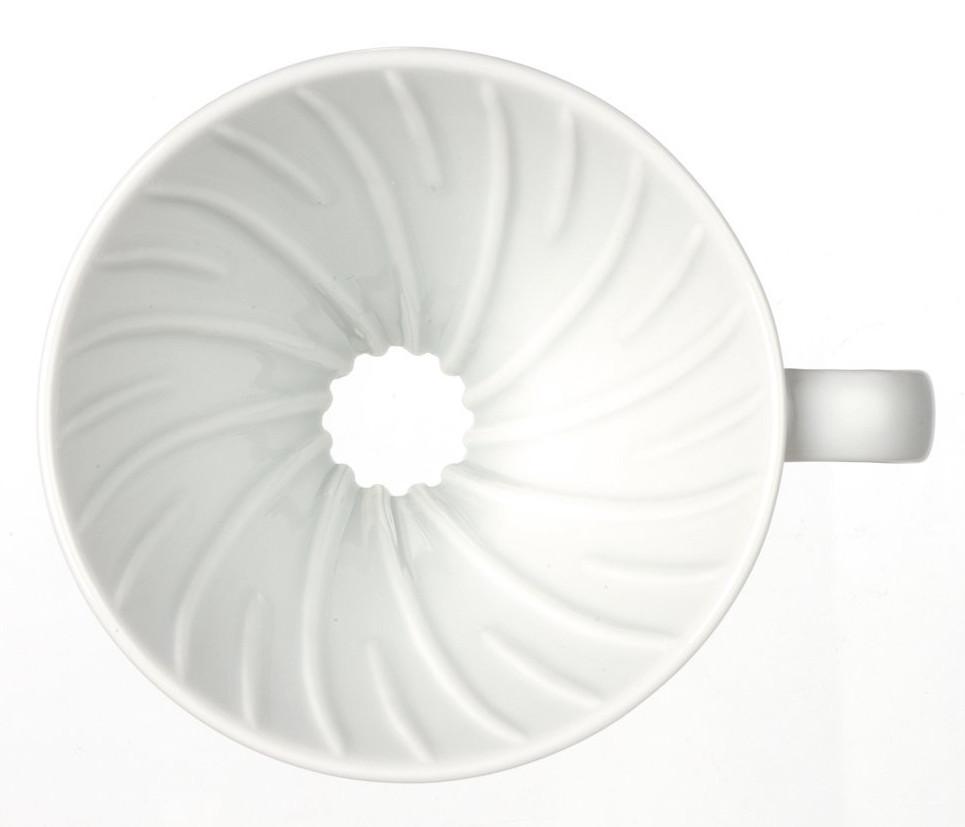 Hario V60 Ceramic Dripper 02 White