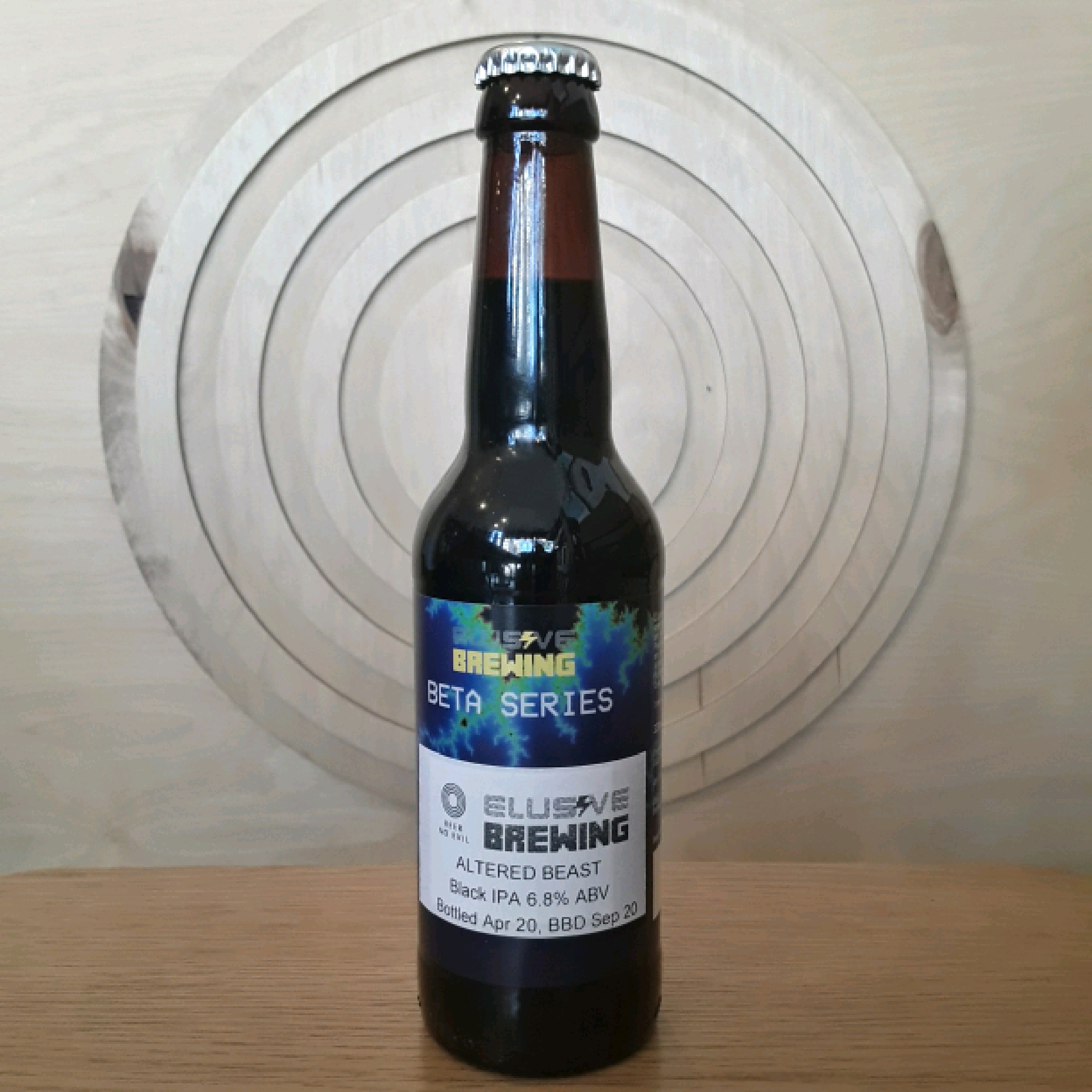 Elusive Brewing x Beer No Evil Altered Beast BIPA