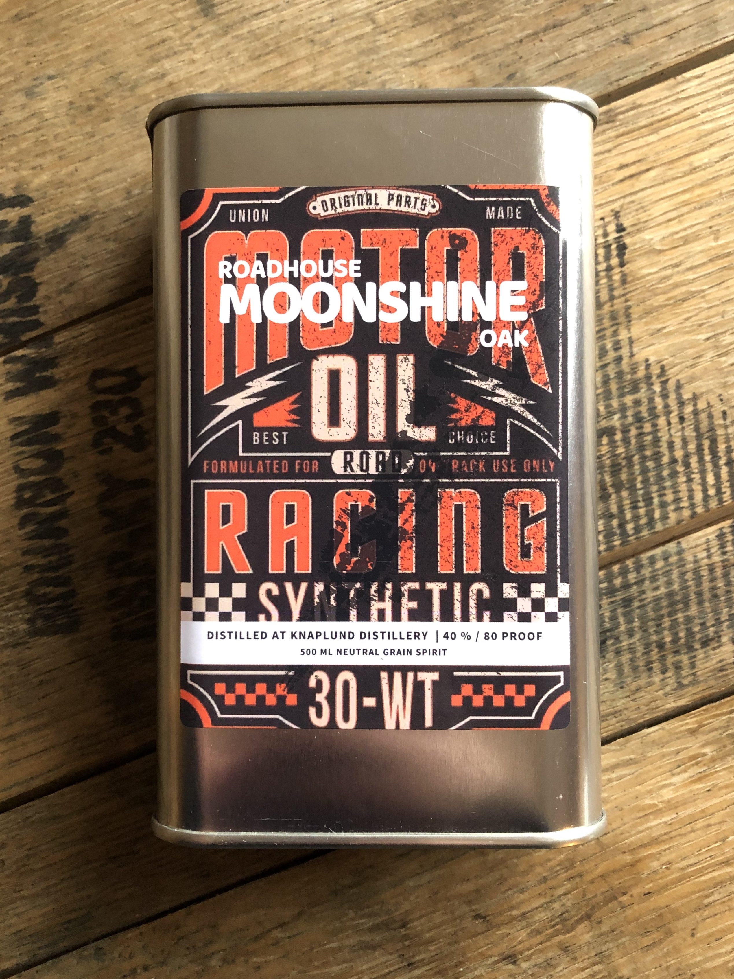 Moonshine | Motoroil 40%