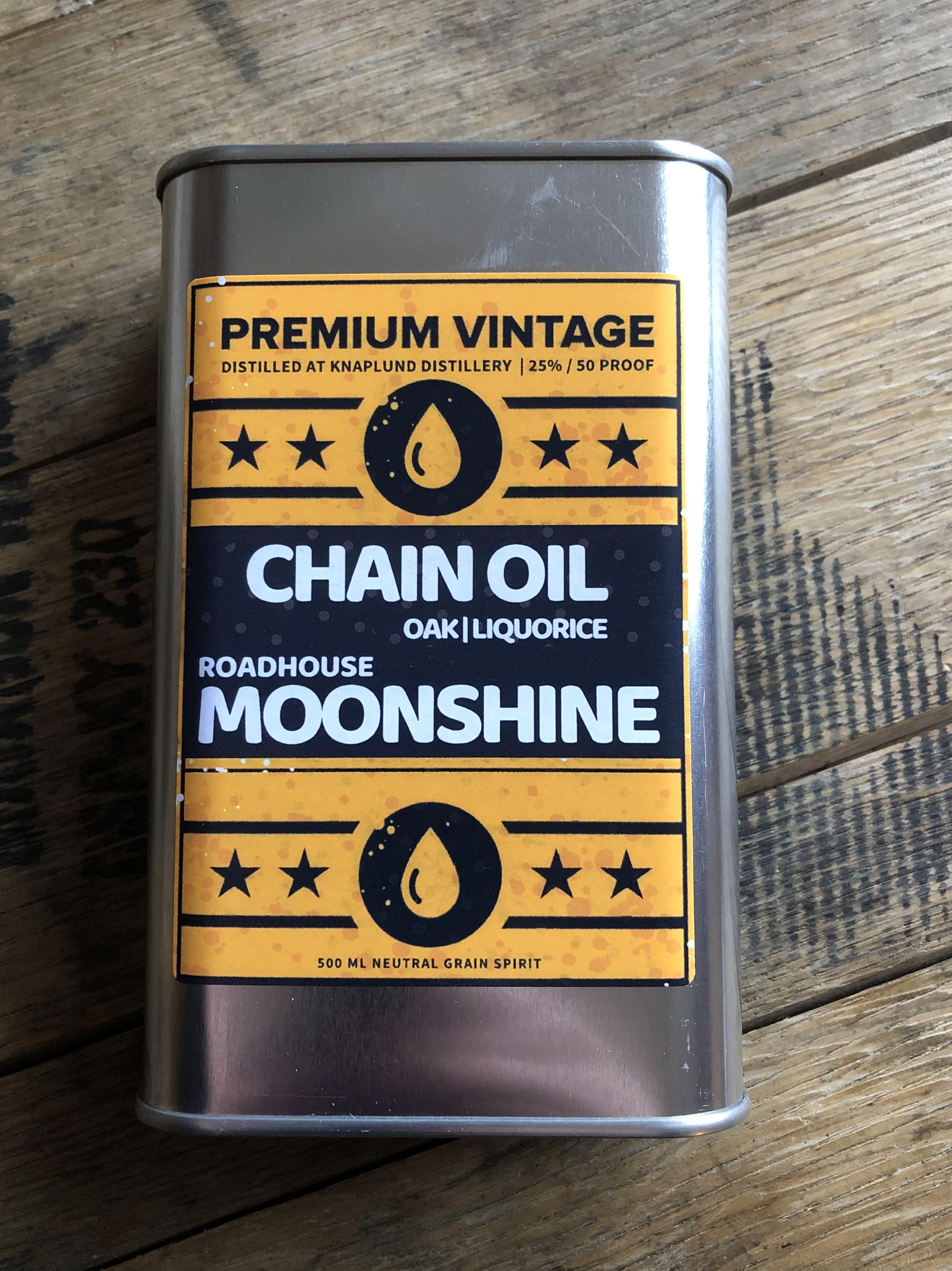 Moonshine | Chainoil 25%
