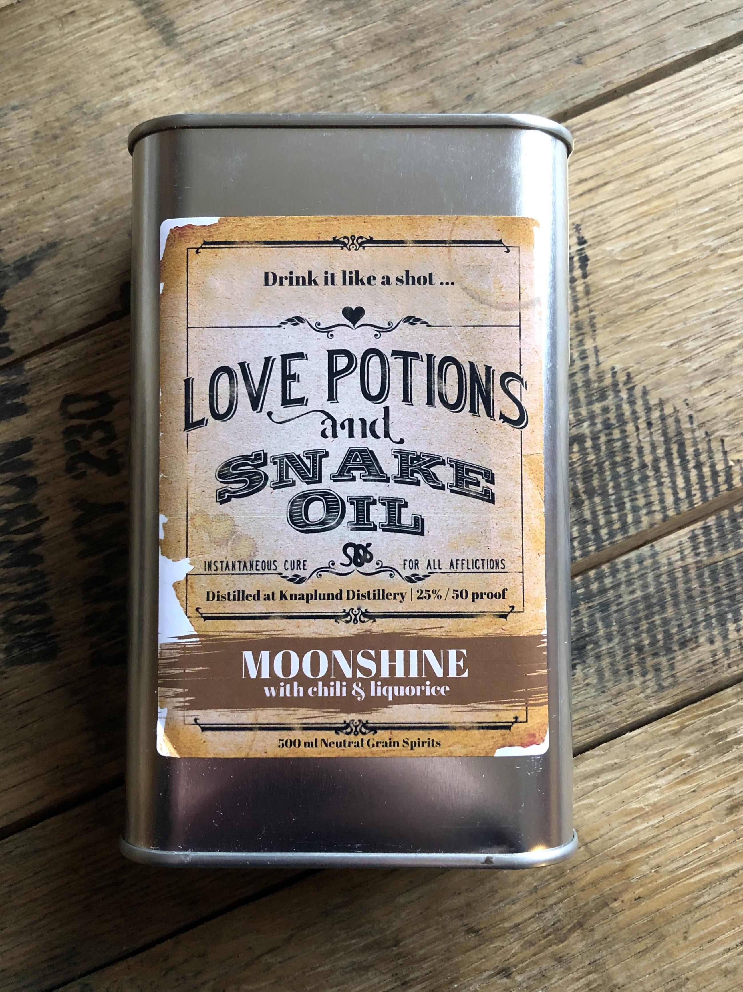 Moonshine | SnakeOil 25%