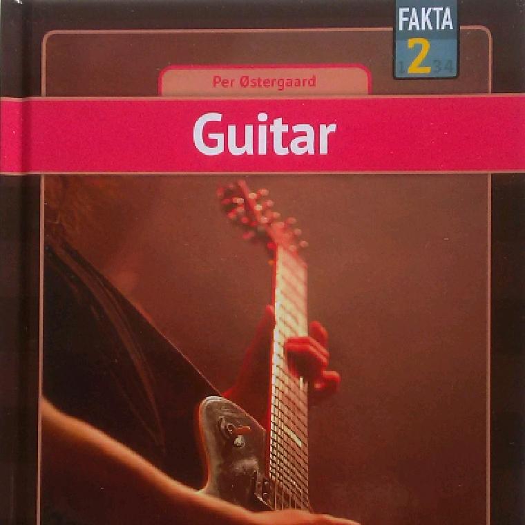 Guitar af Per Østergaard - 9788740663778