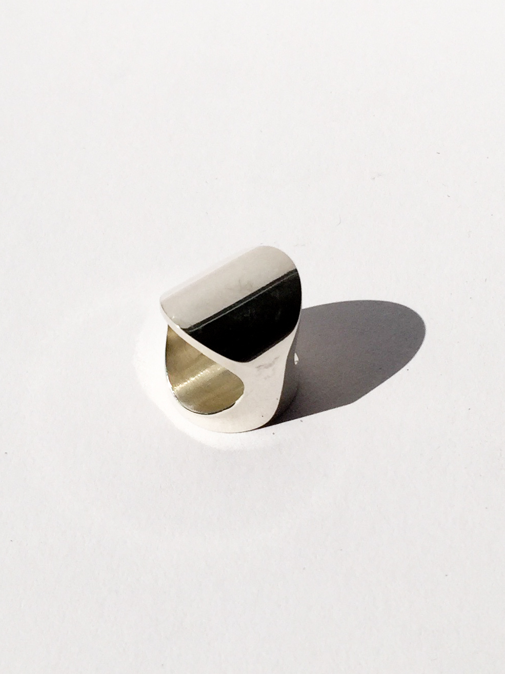 Jake McCombe Jewellery - Round Signet Ring