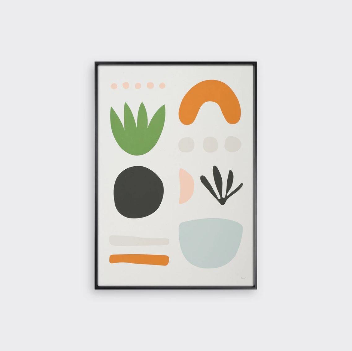 Tom Pigeon - Seaweed 1 Print