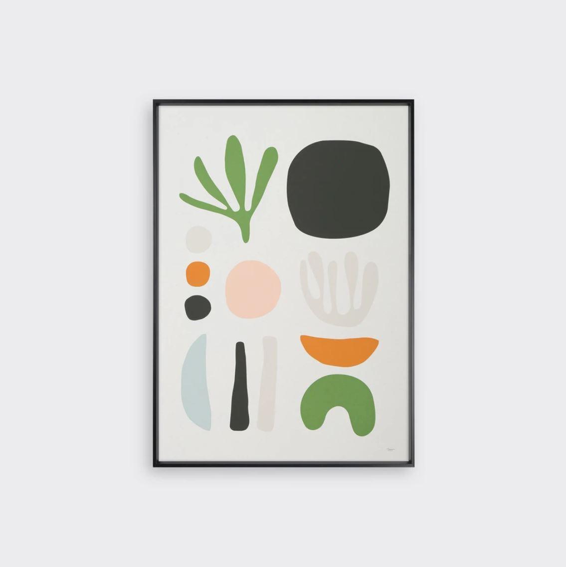 Tom Pigeon - Seaweed 2 Print