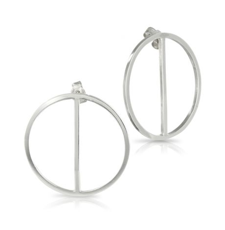 Jake McCombe Jewellery - Ø Earrings Small