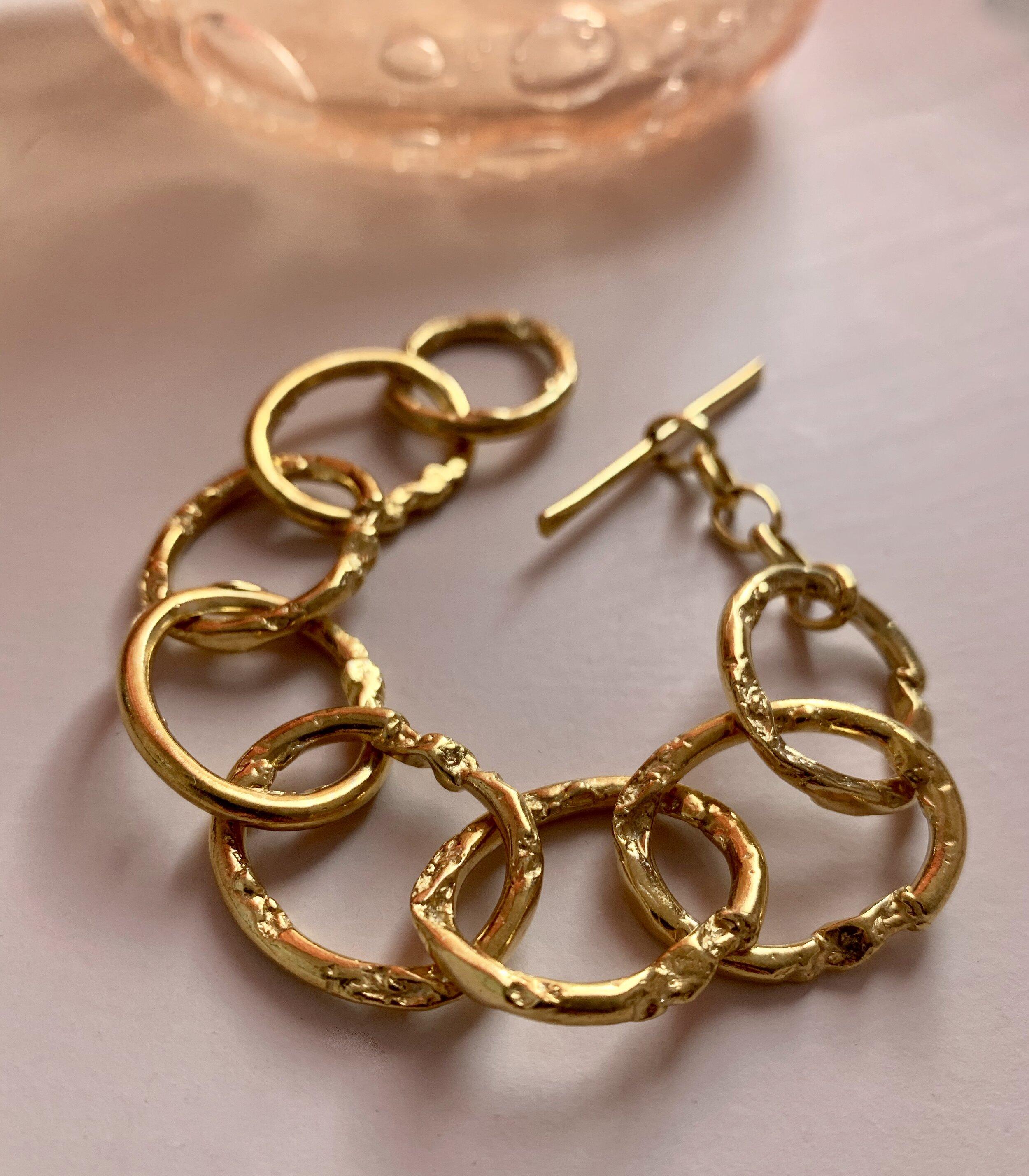 Samantha English Jewellery - Link Bracelet