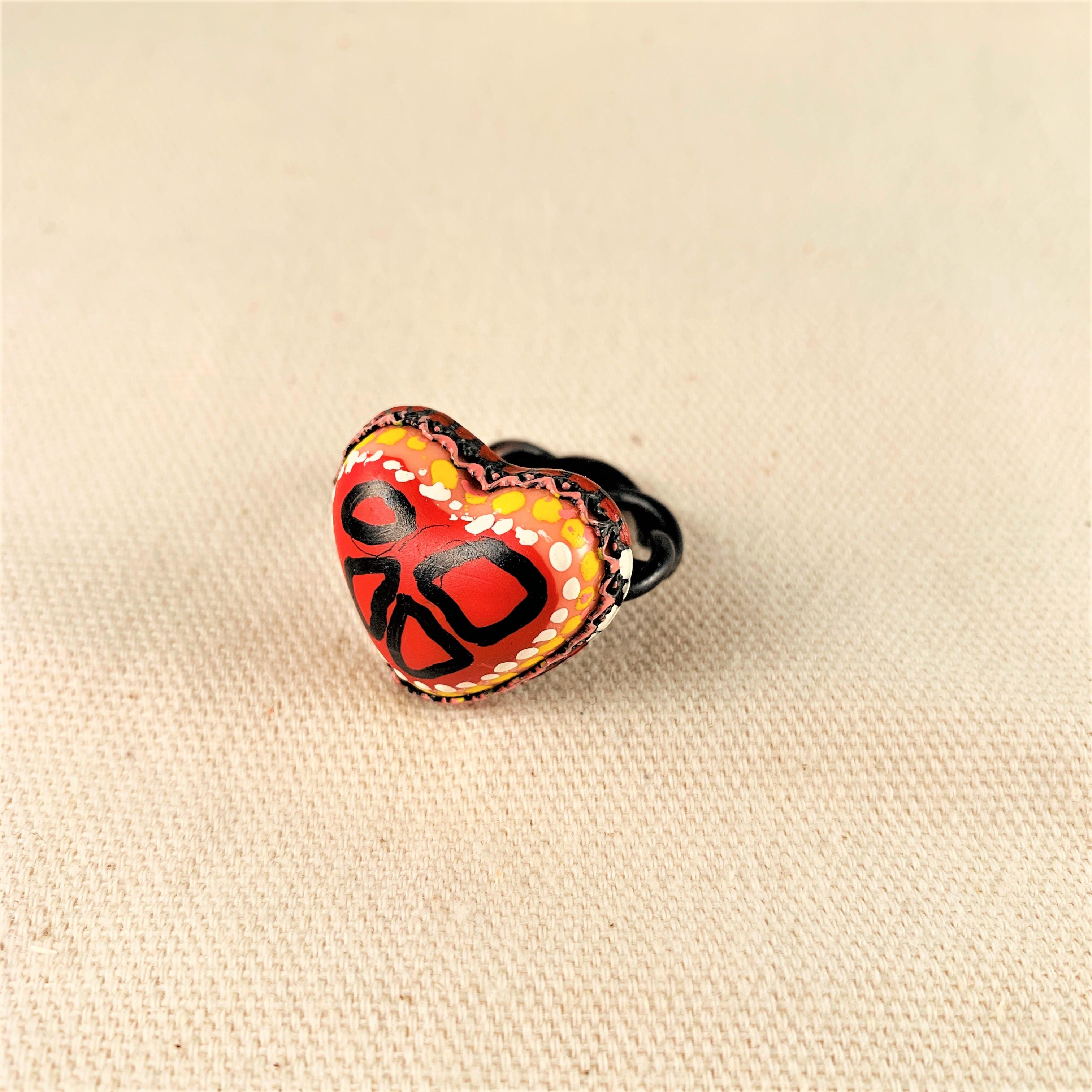 Anna Watson - Heart Ring