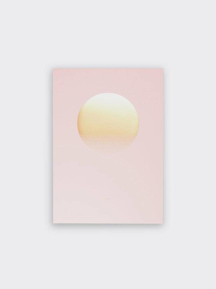 Tom Pigeon - Sol Print