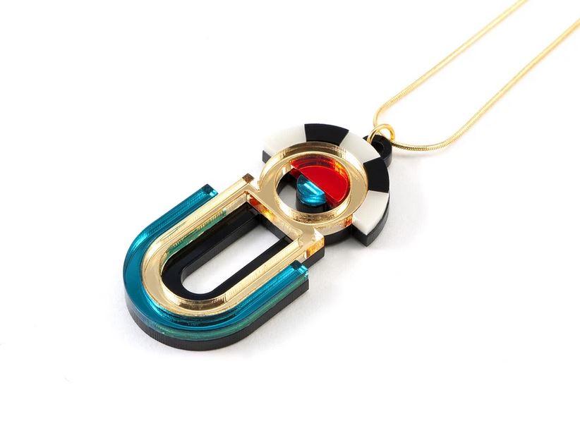 Mystic Forms - Estrella Necklace