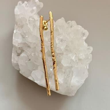 Samantha English Jewellery - Long Drops