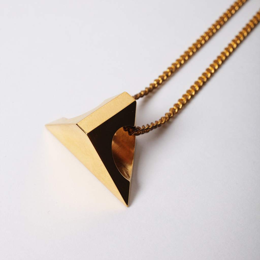 Jake McCombe Jewellery - Rhombus Pendant Necklace