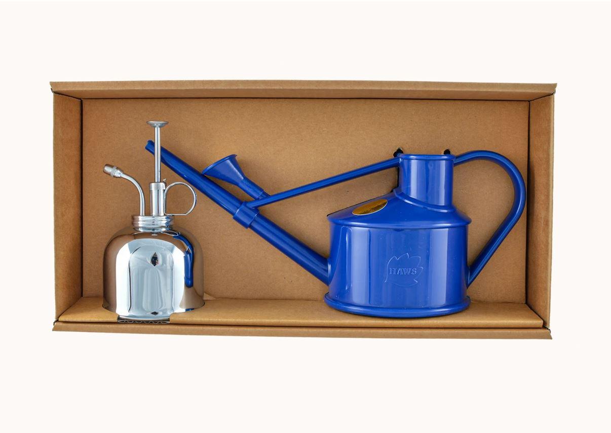 "Haws - ""Blue Langley Sprinkler & Smethwick Spritzer"" Gift Set"