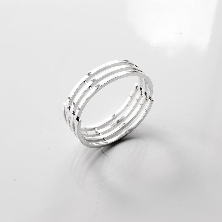 Jake McCombe Jewellery - Strata C.1 Bracelet