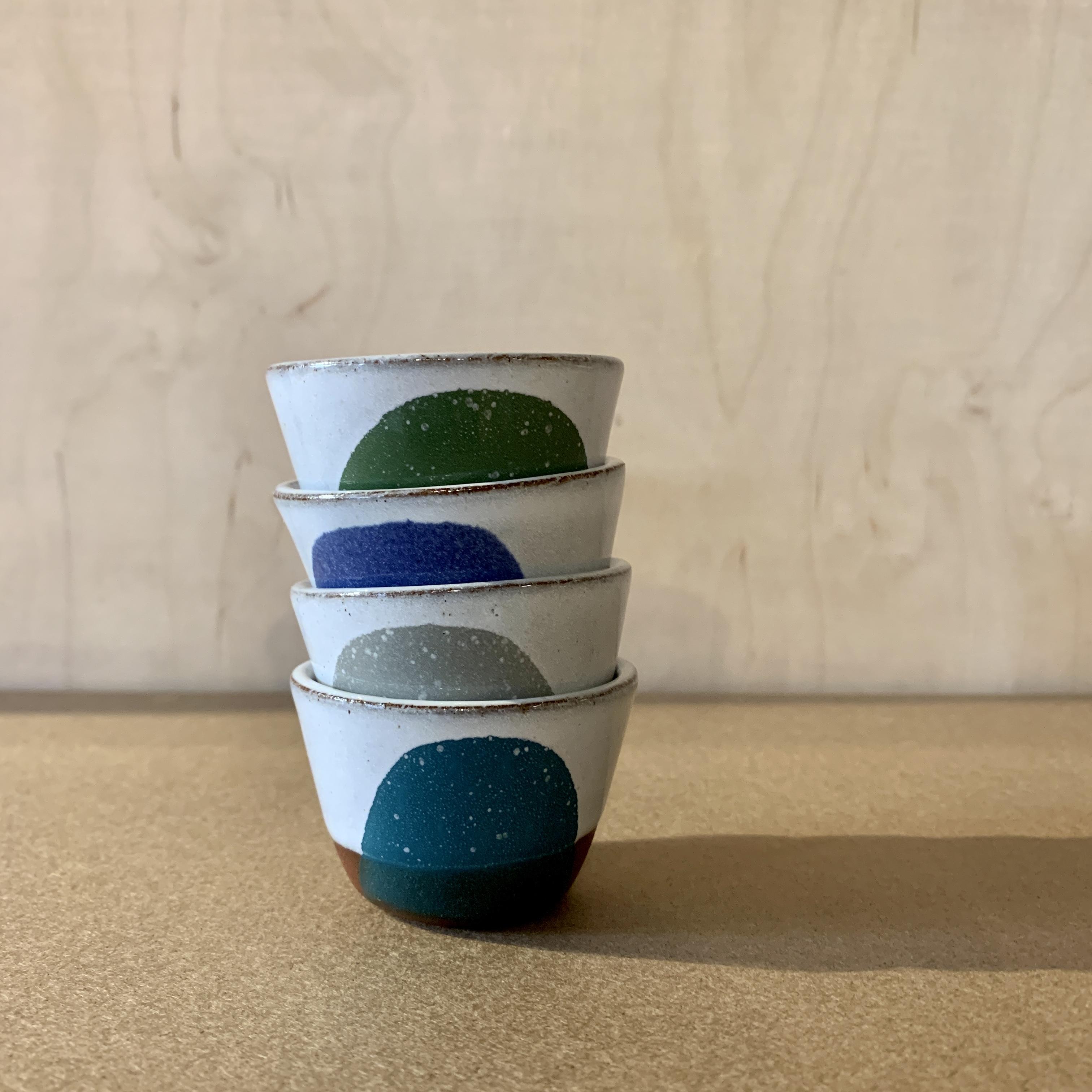 Silvia K Ceramics - Egg Cup (set of 4)