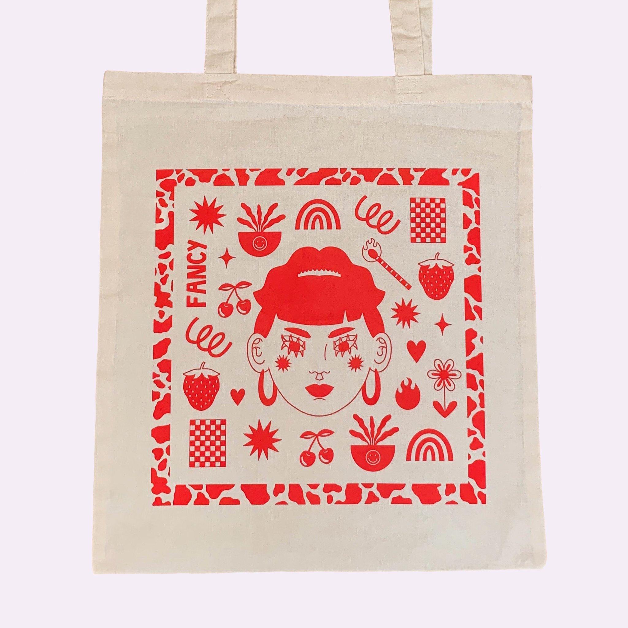 Eva Malley Illustration - Tote Bag