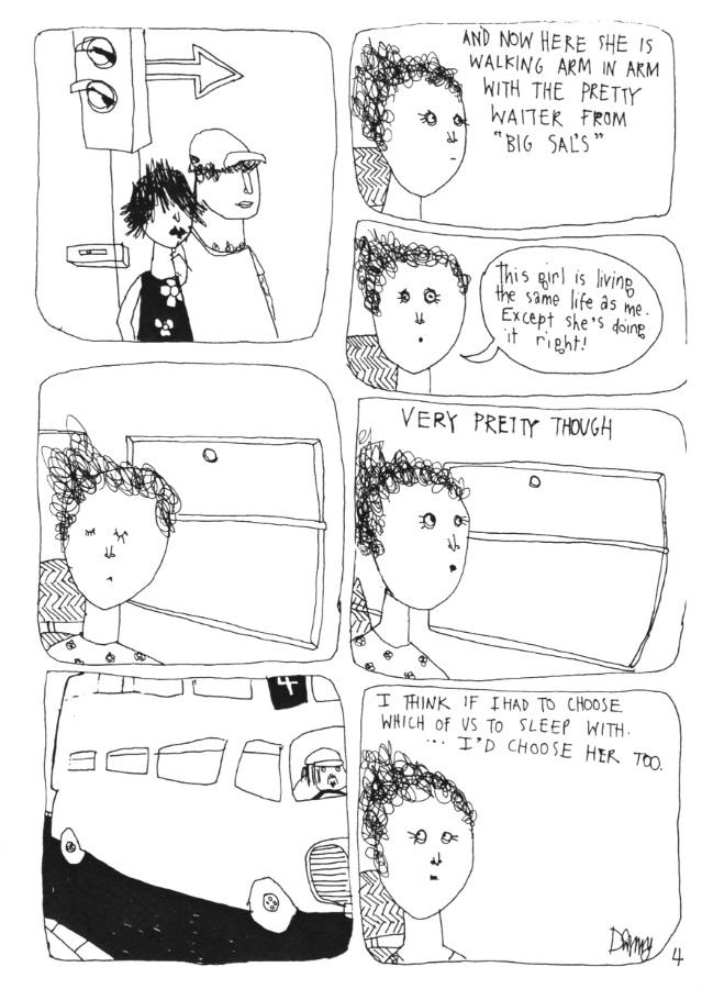 "Danny Noble - Comic Book ""Hangover Farm"""
