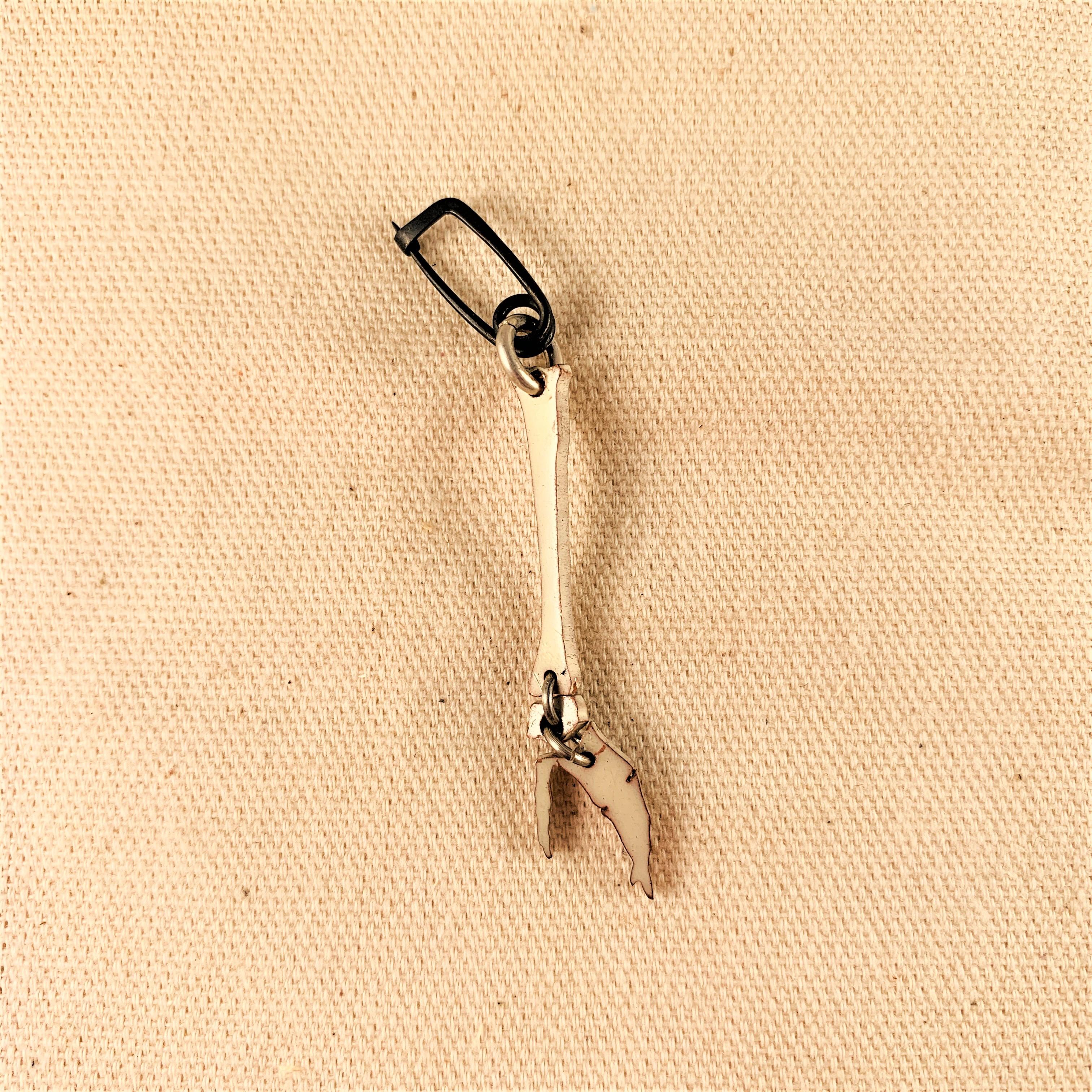 Anna Watson - Skeleton Arm Pin