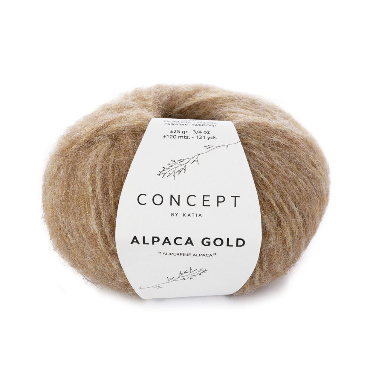 Alpaca Gold 351 gold