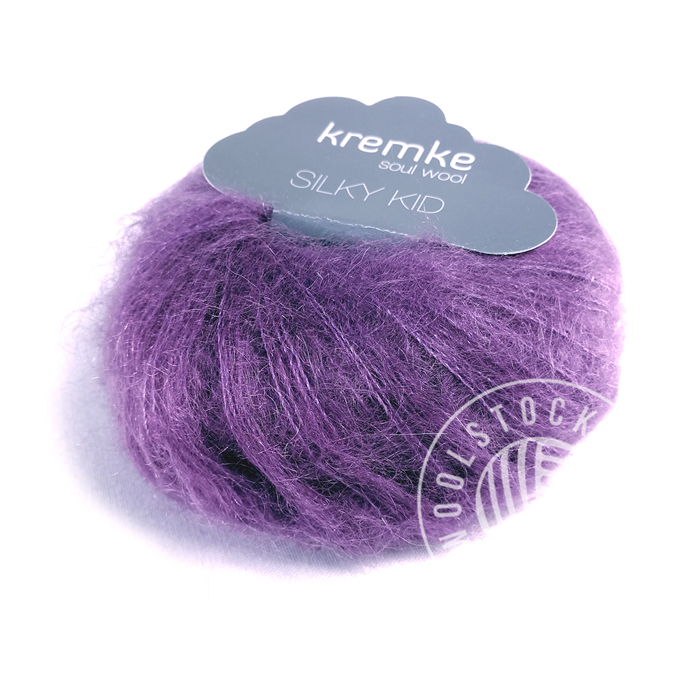 Silky kid 52 purple