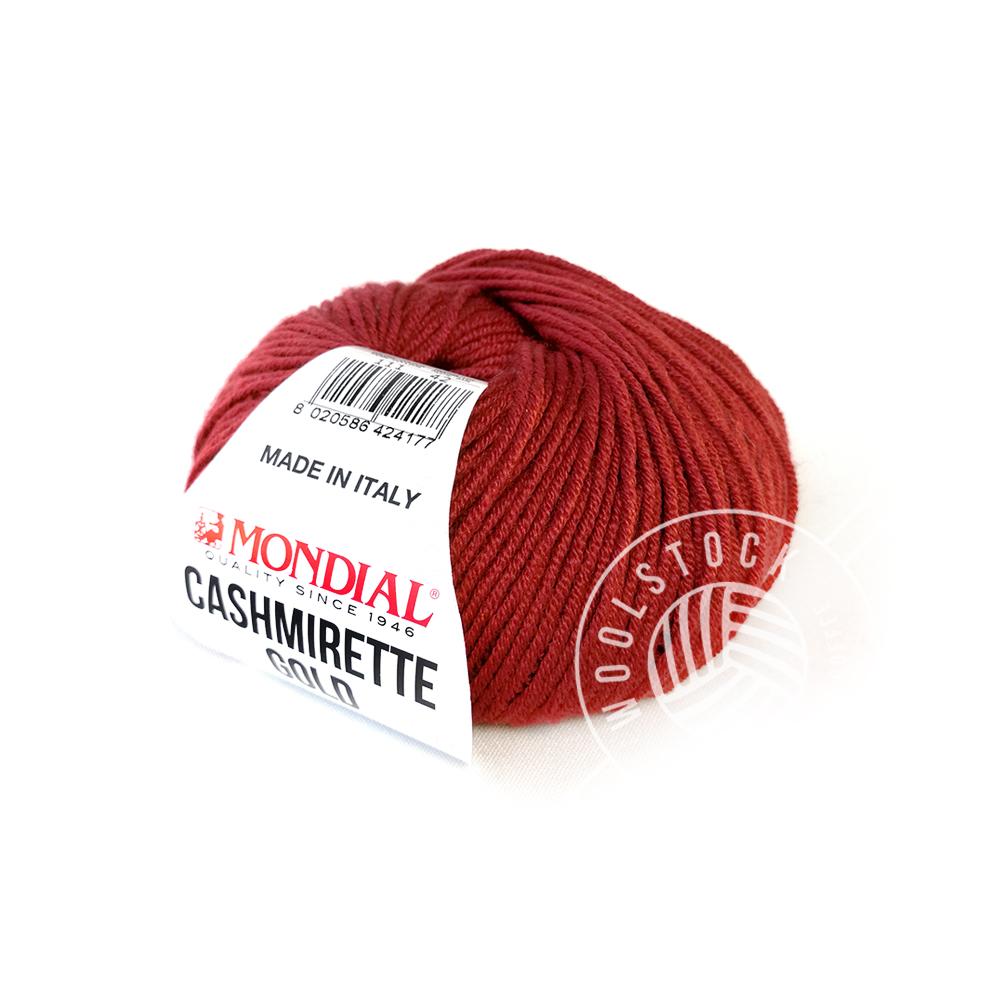 Cashmirette 111 burnt red