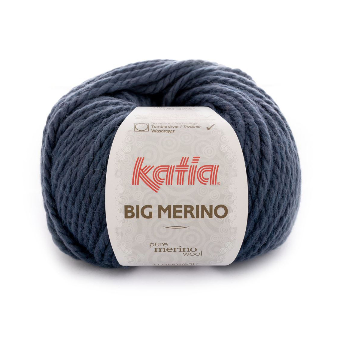 Big Merino 14 denim