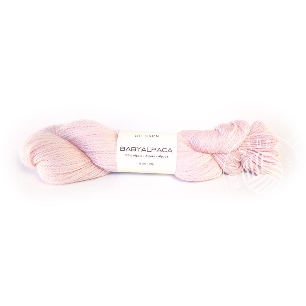 BC Baby Alpaca 11 baby pink