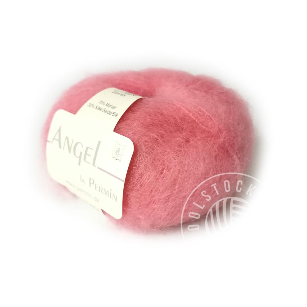 Angel mohair 44 lys pink
