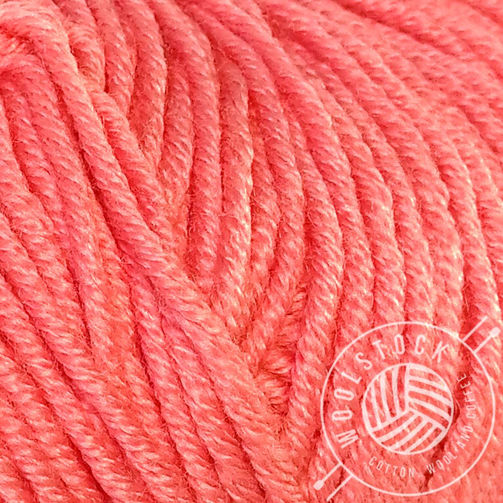 Cashmirette 113 coral