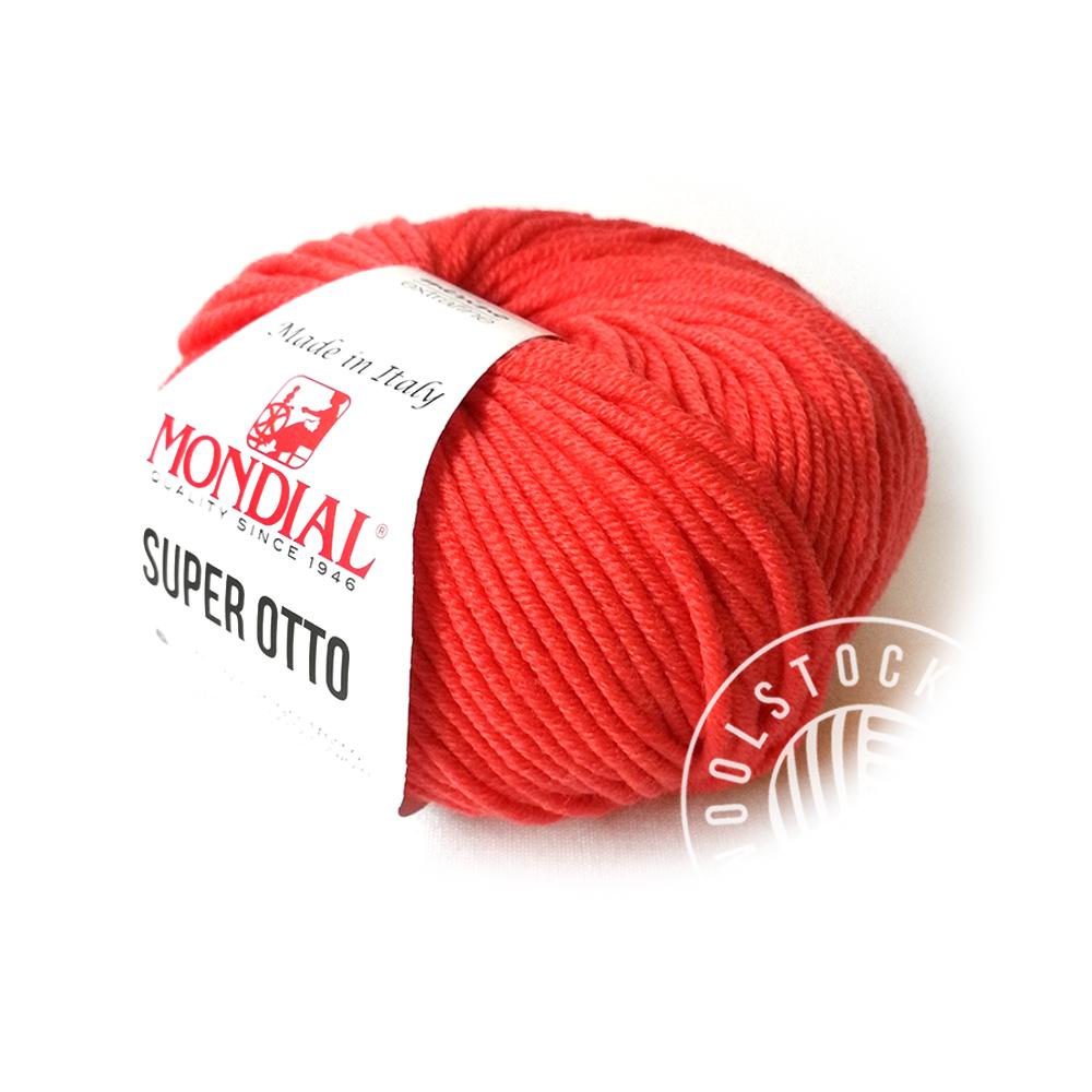 Super Otto 334 bright coral