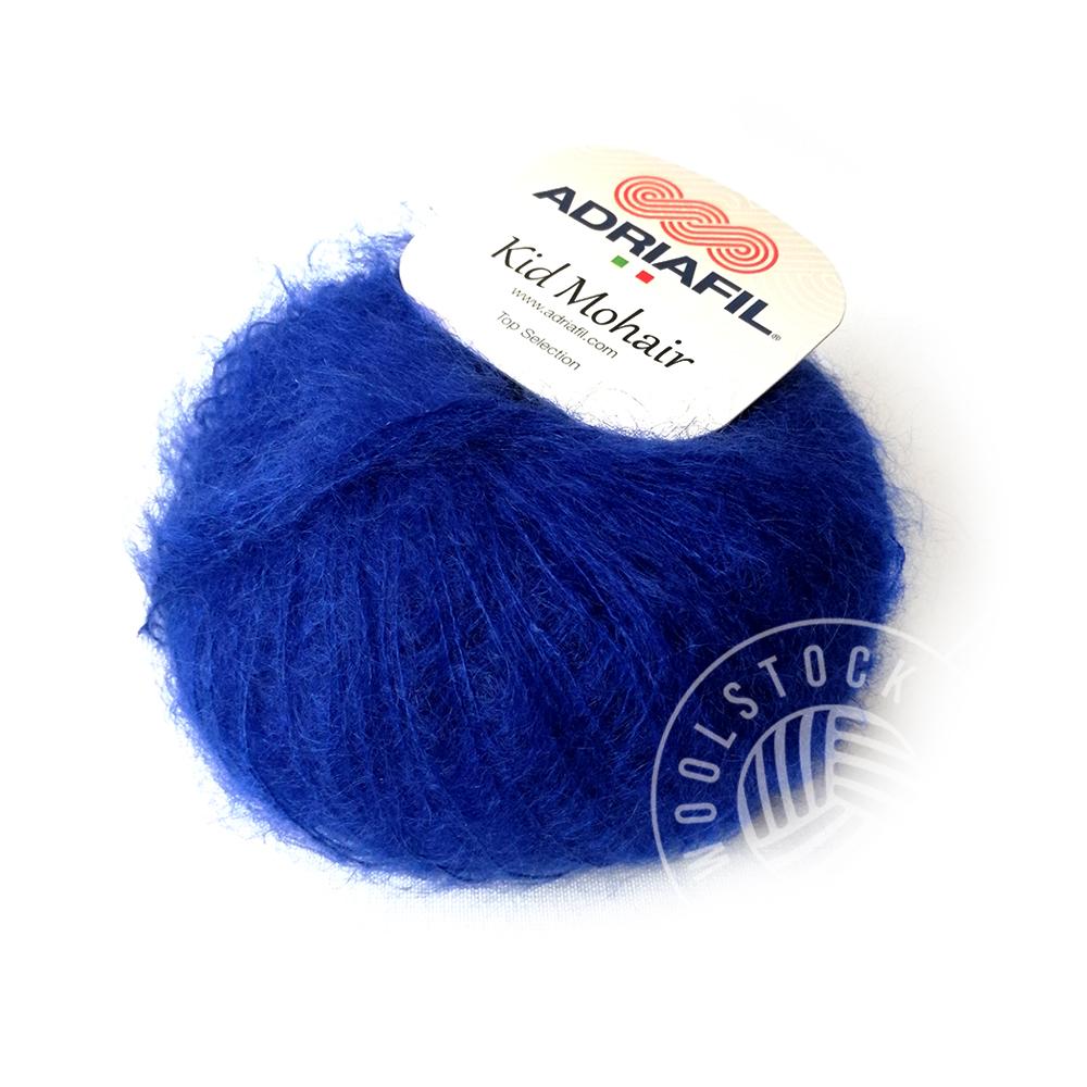 Kid Mohair 68 Matisse blå