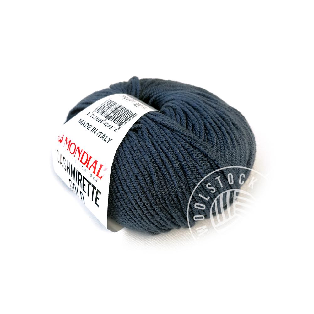 Cashmirette 117 teal blue