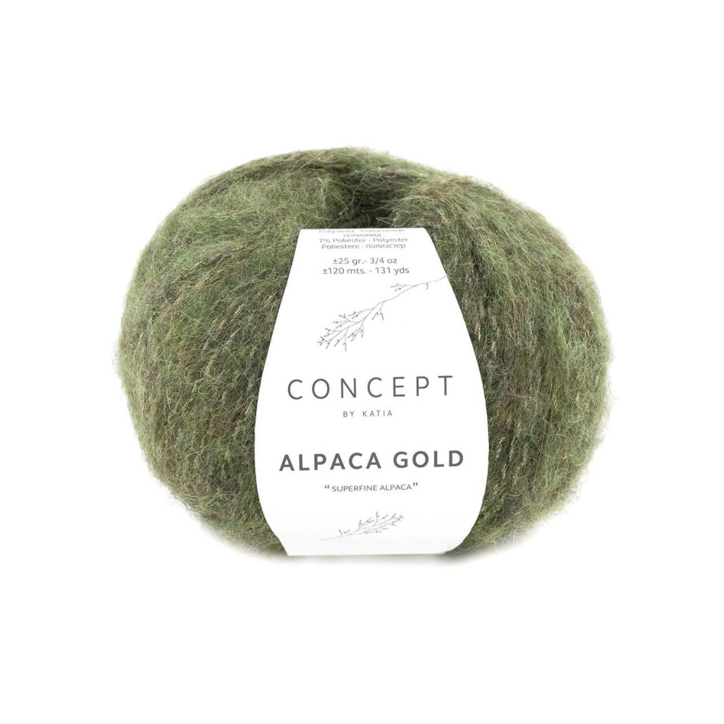 Alpaca Gold 355 antique gold