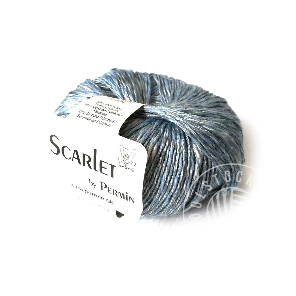 Scarlet 11 blå grå