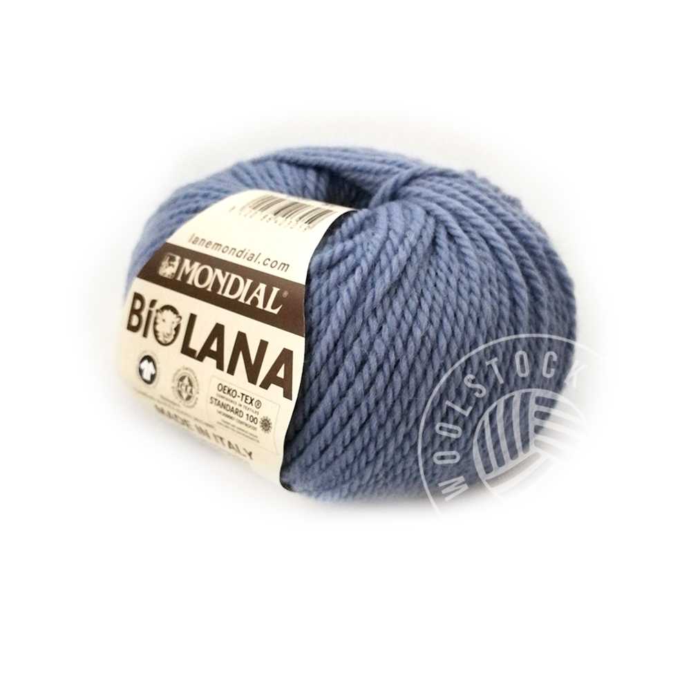 BioLana 131 light denim