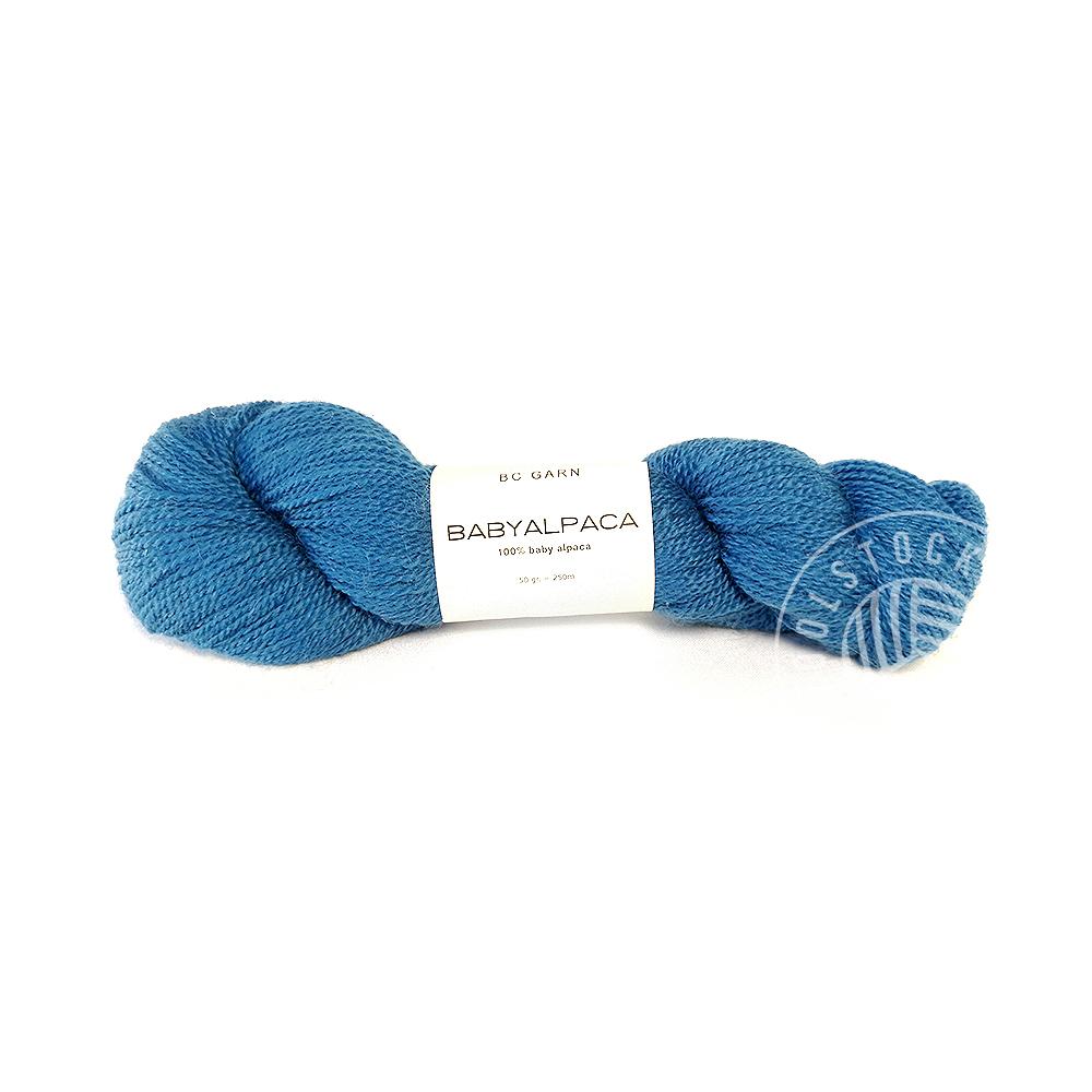 BC Baby Alpaca 18 blue