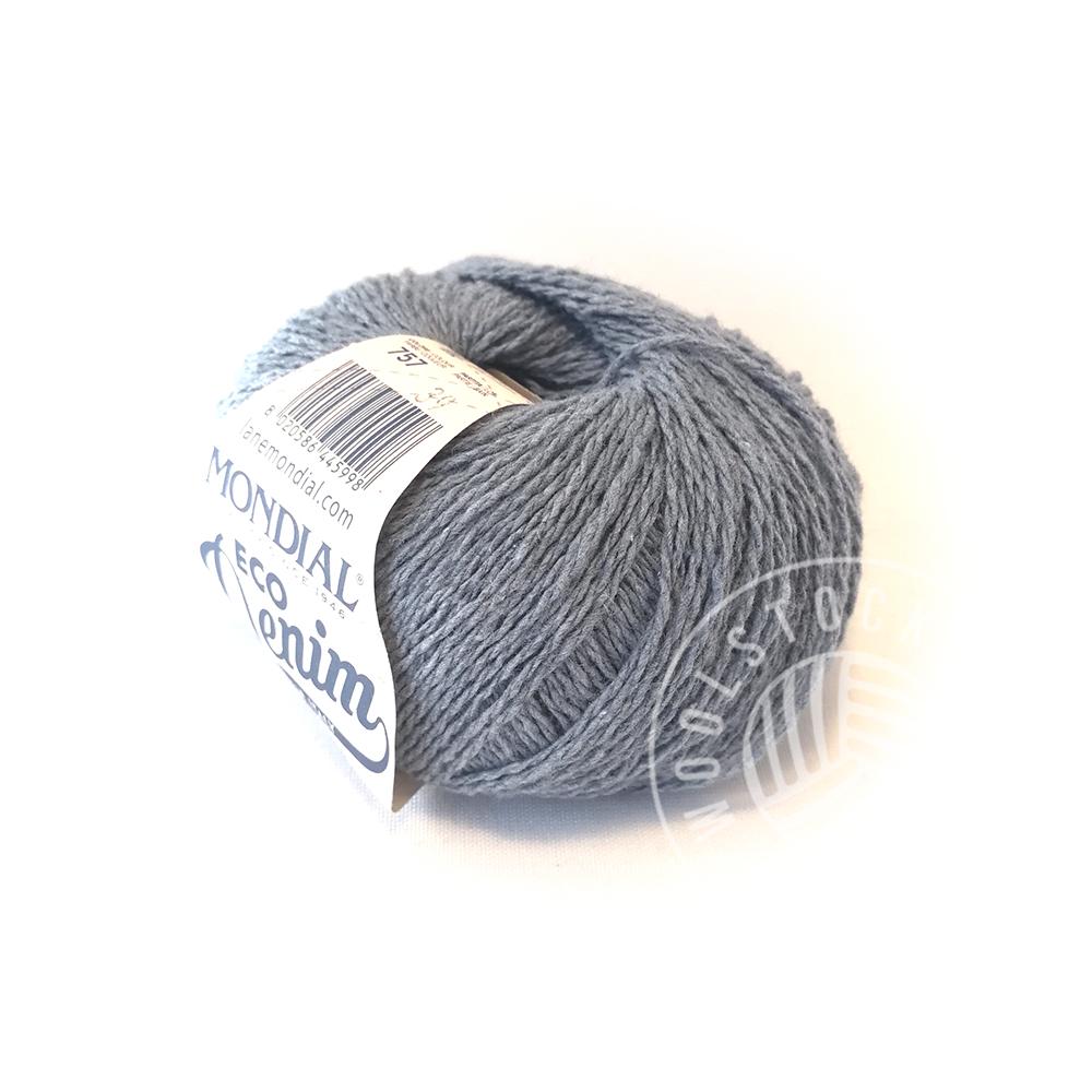 Eco Denim 757 grey