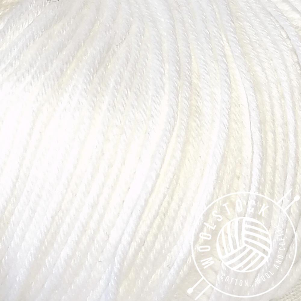 CottonSoft Bio 100 white