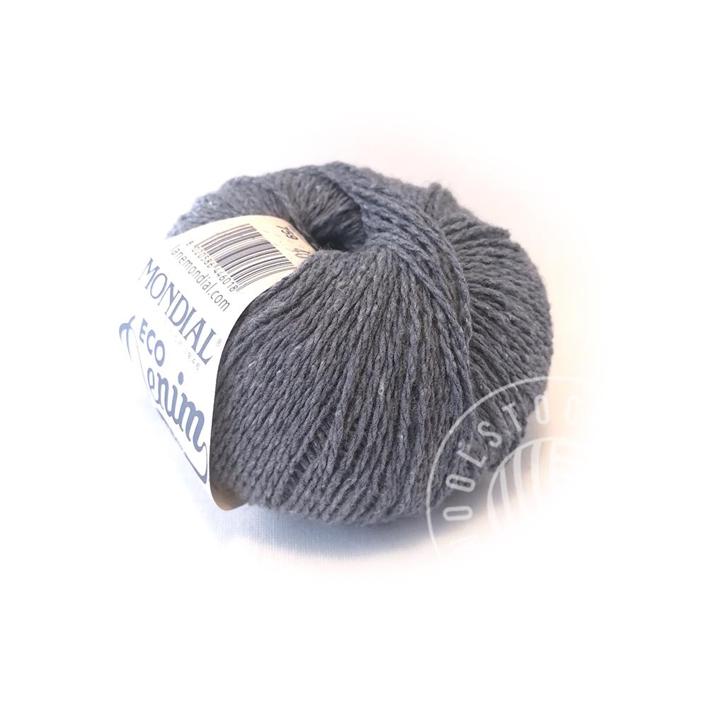 Eco Denim 759 dark grey