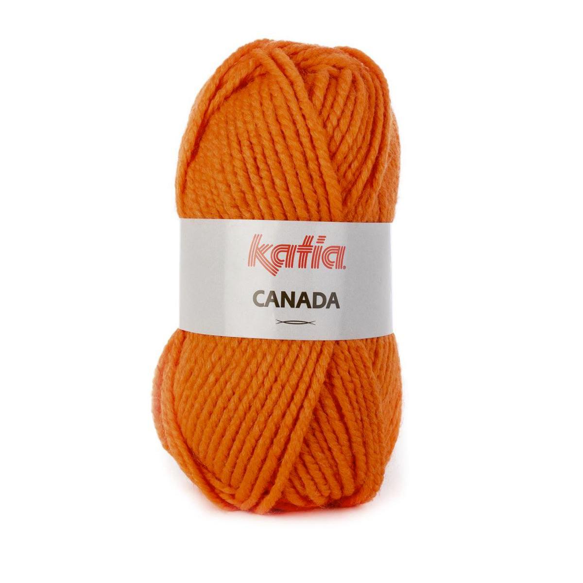 Canada 46 bright orange