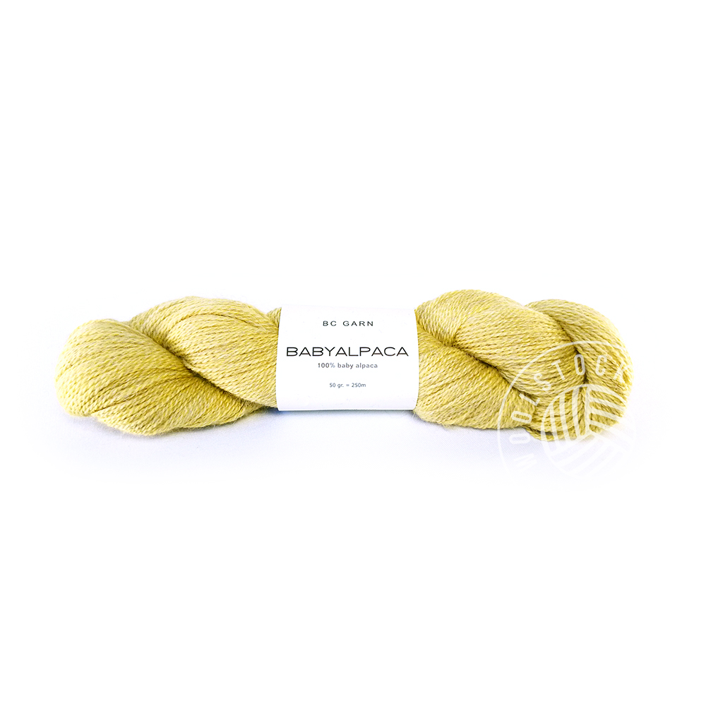 BC Baby Alpaca 110 sour apple