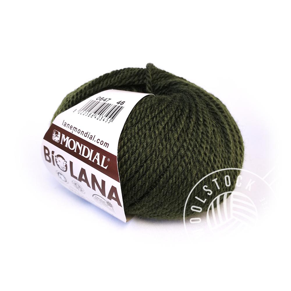BioLana 647 forest green