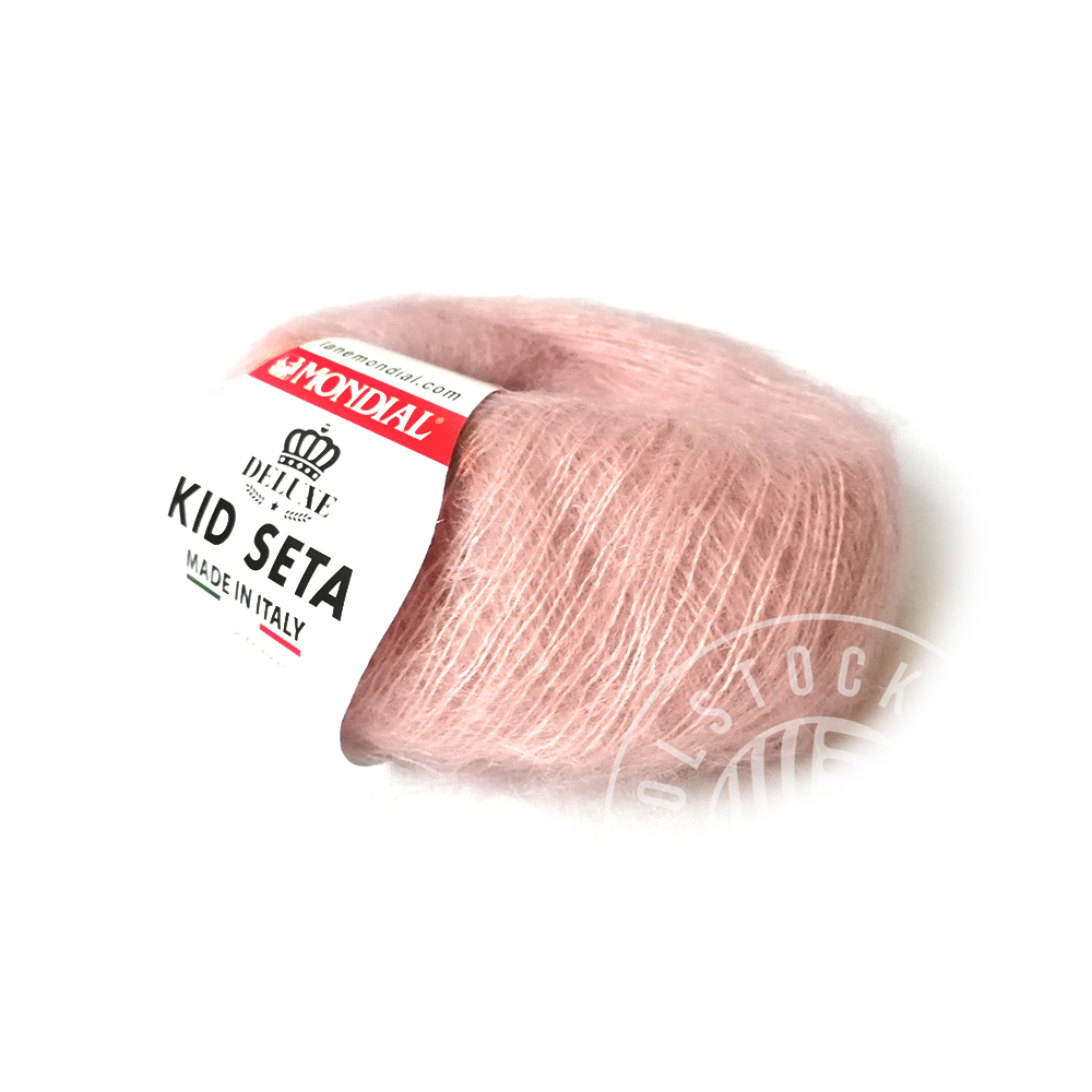 Kid Seta 398 dusty light rose