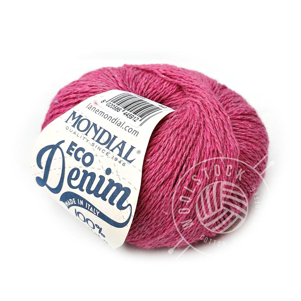 Eco Denim 749 pink UDGÅET