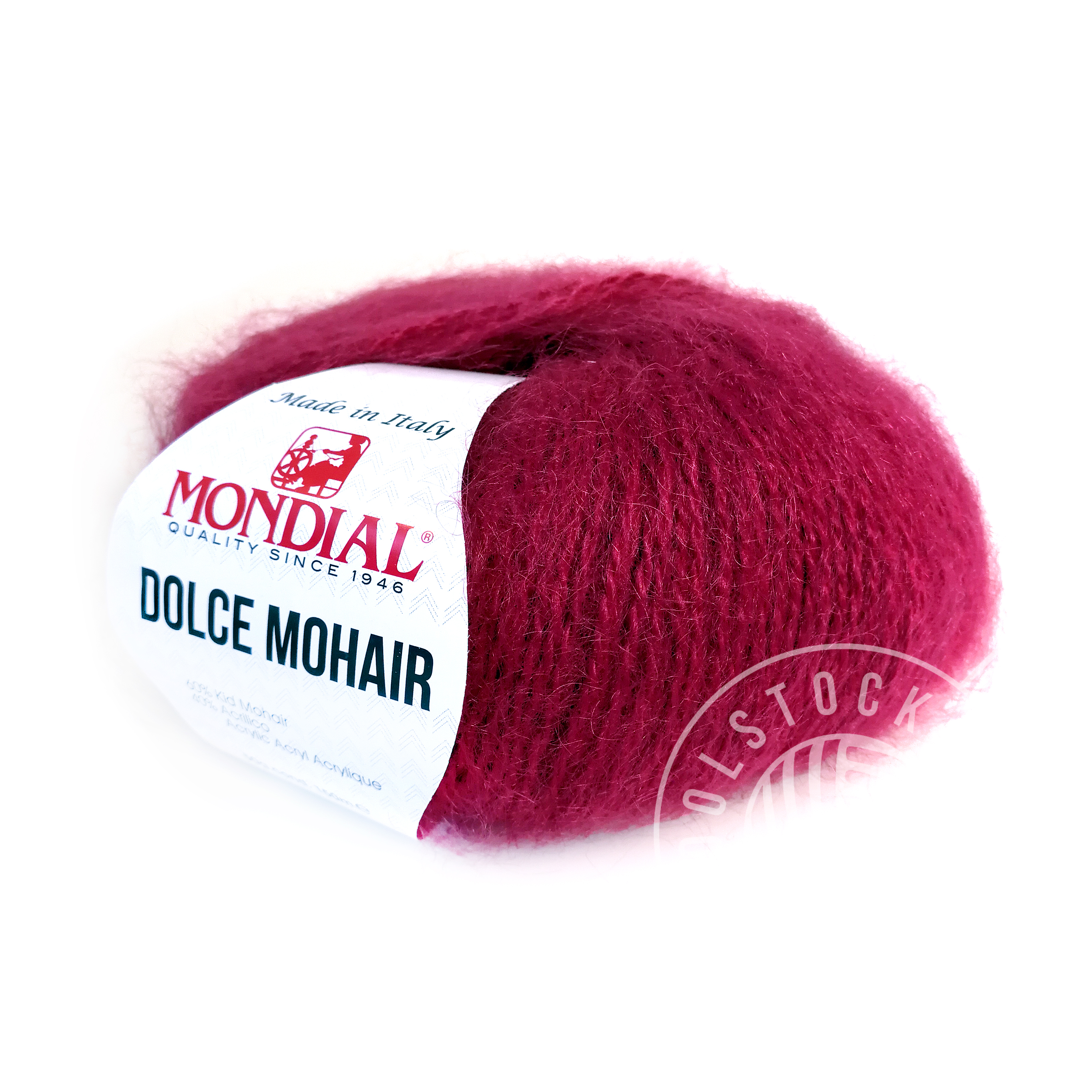 Dolce Mohair 93 cherry