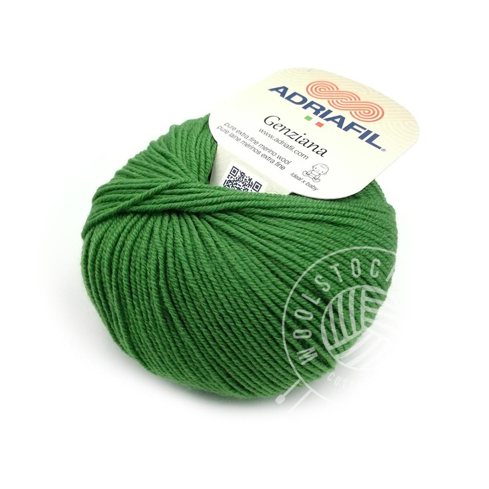 Genziana 38 grøn